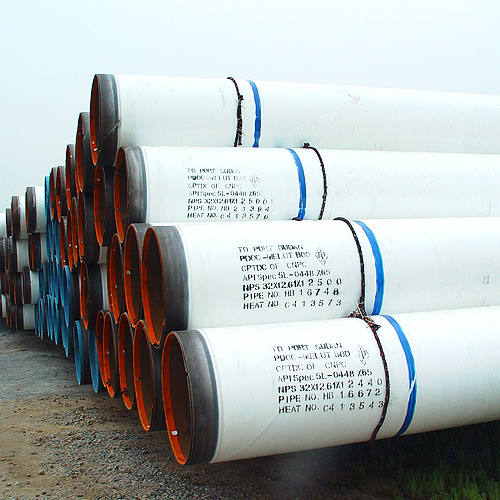 3LPP ANTI-CORROSION STEEL PIPE